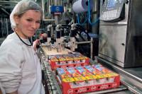 Bez języka oferta pracy w Niemczech od zaraz dla par produkcja jogurtów Stuttgart