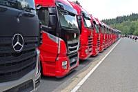 Oferta pracy w Niemczech jako Kierowca kat. C+E w Siegen (plandeka)