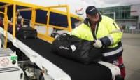 Fizyczna praca w Niemczech sortowanie bagaży na lotnisku, Frankfurt nad Menem