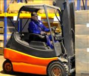 Niemcy praca dla operatora wózka widłowego w Lipsku od zaraz