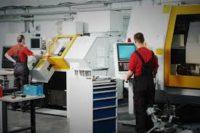 Operator prasy krawędziowej CNC – oferta pracy w Niemczech, Augsburg