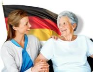 Praca Niemcy jako opiekunka do starszej Pani 95 lat z Erlangen