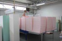 Ohrdruf, praca Niemcy bez znajomości języka na produkcji pianki tapicerskiej