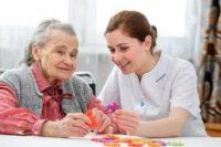 Od zaraz dam pracę w Niemczech dla opiekunki osób starszych do seniorki z Lauf