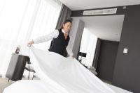 Od zaraz oferta pracy w Niemczech przy sprzątaniu hotelu jako pokojówka-pokojowy, Frankfurt Nad Menem