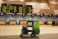 Düsseldorf praca w Niemczech od zaraz przy sprzątaniu terminala lotniska