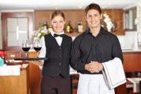 Kelner-Kelnerka dam pracę w Niemczech w hotelu z Düsseldorf