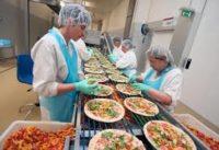 Produkcja pizzy od zaraz oferta pracy w Niemczech bez języka Hamburg 2018