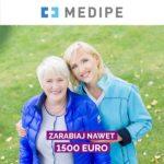 Niemcy praca dla opiekunki osób starszych do Pani 92 l. z Steinheim