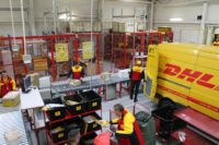 Od zaraz dam pracę w Niemczech bez języka w DHL przy sortowaniu paczek, Dortmund