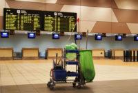Od zaraz praca w Niemczech na lotnisku przy sprzątaniu terminala Düsseldorf