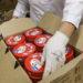 pakowanie sera topionego