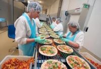 Od zaraz praca Niemcy dla par na produkcji pizzy bez znajomości języka Hamburg