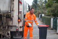 Bez języka fizyczna praca w Niemczech od zaraz pomocnik śmieciarza Berlin 2019