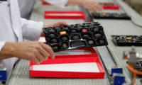 Od zaraz Niemcy praca dla par bez znajomości języka przy pakowaniu czekoladek Lipsk