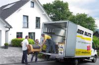 Fizyczna praca Niemcy przy przeprowadzkach bez znajomości języka od zaraz, Norymberga