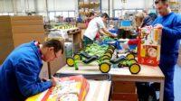 Od zaraz oferta pracy w Niemczech na produkcji zabawek bez języka Erfurt lub Lipsk