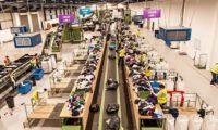 Fizyczna praca w Niemczech dla par sortowanie odzieży od zaraz bez języka Drezno