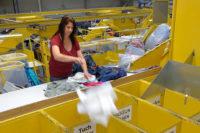 Bez języka fizyczna praca w Niemczech dla par przy sortowaniu odzieży od zaraz Cottbus