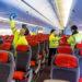 sprzatanie samolotu praca Niemcy 2021