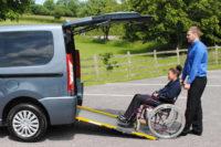 Berlin, praca Niemcy bez języka dla kierowcy kat.B od zaraz przewóz osób niepełnosprawnych i starszych